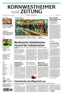 Kornwestheimer Zeitung - 11. Dezember 2018