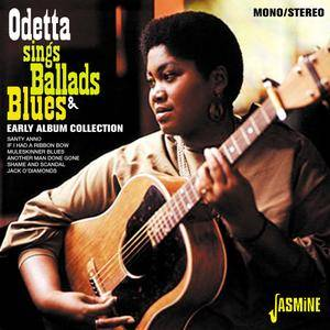 Odetta - Sings Ballads & Blues - Early Album Collection (2016)