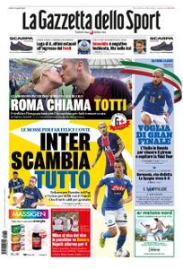 La Gazzetta dello Sport Roma – 18 novembre 2020