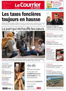 Le Courrier de l'Ouest Angers – 18 novembre 2020