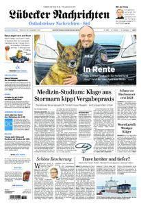Lübecker Nachrichten Ostholstein Süd - 20. Dezember 2017