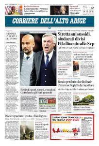 Corriere dell'Alto Adige – 13 settembre 2018