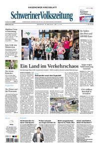 Schweriner Volkszeitung Hagenower Kreisblatt - 15. Mai 2018