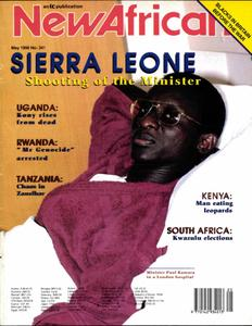 New African - May 1996