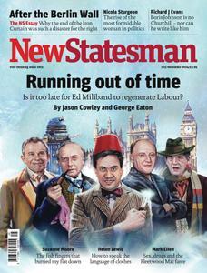New Statesman - 7 - 13 November 2014