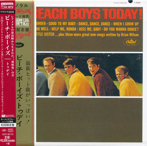 The Beach Boys Today! (1965) [2014, Universal Music Japan, UICY-40110]