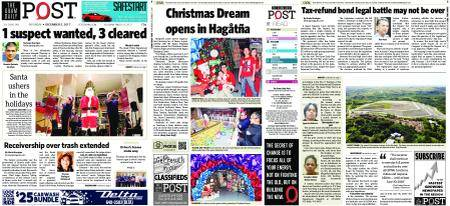 The Guam Daily Post – December 02, 2017
