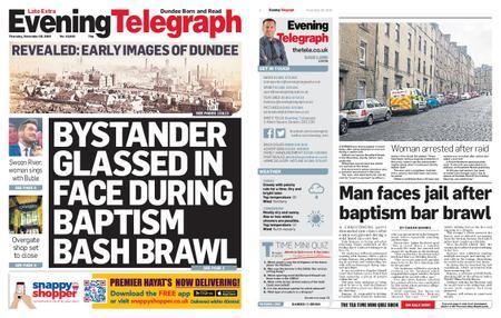 Evening Telegraph First Edition – November 28, 2019