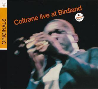 John Coltrane - Coltrane Live At Birdland (1963) {Impulse!-Verve Originals 0602517649002 rel 2008}