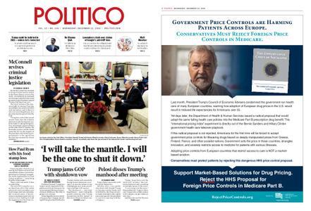 Politico – December 12, 2018
