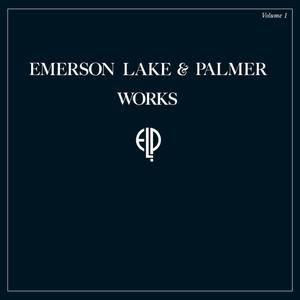 Emerson, Lake & Palmer - Works, Volume 1 (1977/2017) [Official Digital Download 24/96]