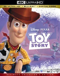 Toy Story (1995) [4K, Ultra HD]