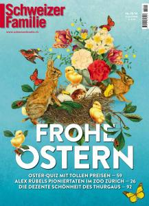 Schweizer Familie - 9 April 2020