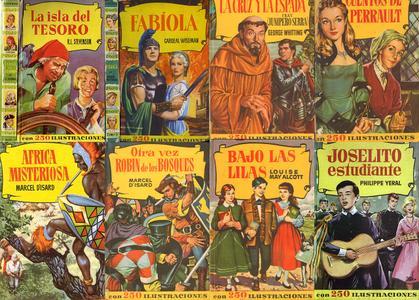 Colección Historias #3-4, #62, #67, #71, #123, #129, #169