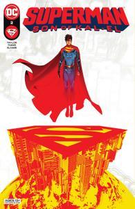 Superman - Son Of Kal-El 002 (2021) (Webrip) (The Last Kryptonian-DCP