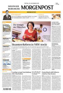 Solinger Morgenpost – 29. November 2019