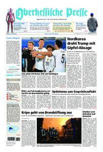 Oberhessische Presse Marburg/Ostkreis - 16. Mai 2018