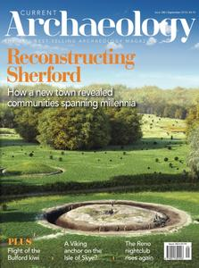 Current Archaeology - Issue 342
