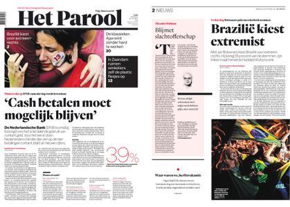 Het Parool – 29 oktober 2018