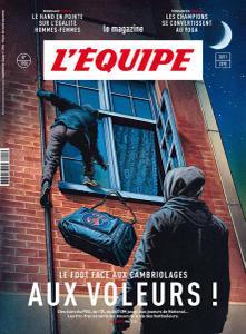 L'Equipe Magazine - 30 Novembre 2019