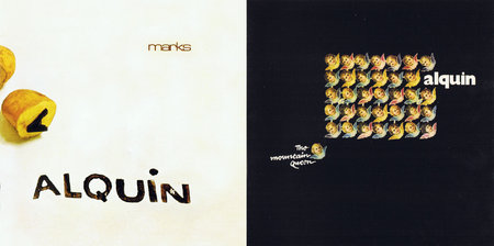Alquin - 'Marks' (1972) + 'The Mountain Queen' (1973) 2CD [Esoteric Recordings Remastered Reissue 2009]
