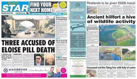 Shropshire Star Shrewsbury Edition – May 16, 2018