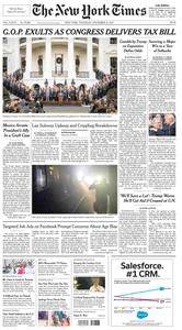 The New York Times  December 21 2017