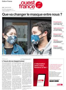 Ouest-France Édition France – 02 mai 2020