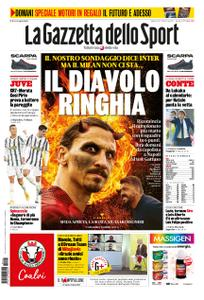La Gazzetta dello Sport Roma – 21 novembre 2020