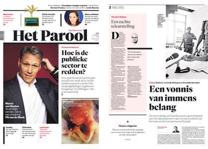 Het Parool – 30 november 2019
