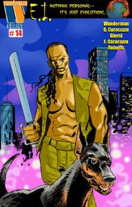 Wunderman Comics-E I No 14 2015 Hybrid Comic eBook