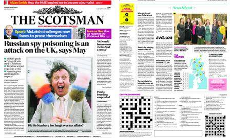 The Scotsman – March 13, 2018