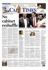 Cape Times - February 8, 2017