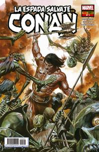 La Espada Salvaje de Conan (Tomos 1-3) 2019