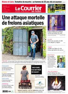 Le Courrier de l'Ouest Angers – 24 juillet 2021
