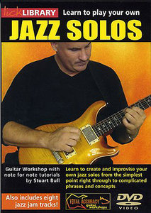Learn To Play Your Own Jazz Solos [repost]
