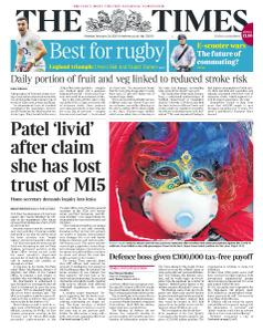 The Times - 24 February 2020