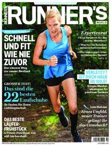 RUNNERS WORLD – September 2019