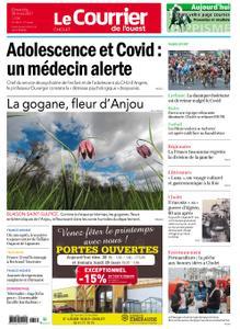 Le Courrier de l'Ouest Cholet – 28 mars 2021