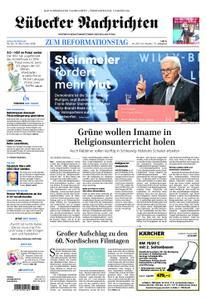 Lübecker Nachrichten Bad Schwartau - 31. Oktober 2018