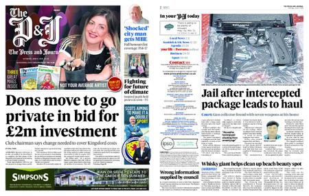 The Press and Journal Moray – June 08, 2019