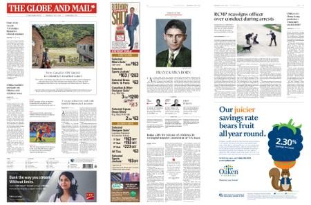 The Globe and Mail – July 03, 2019