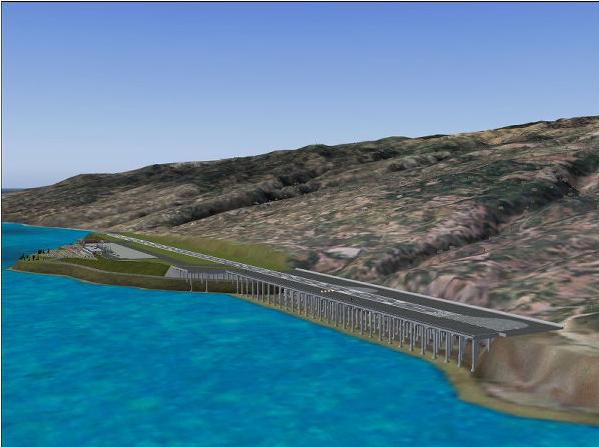Aerosoft Wonder Maderia scenery for FS2004
