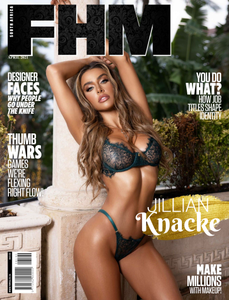 FHM South Africa - April 2021