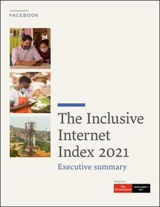 The Economist (Intelligence Unit) - The Inclusive Internet Index (2021)