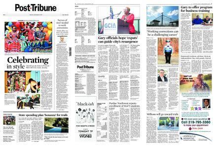 Post-Tribune – September 17, 2018