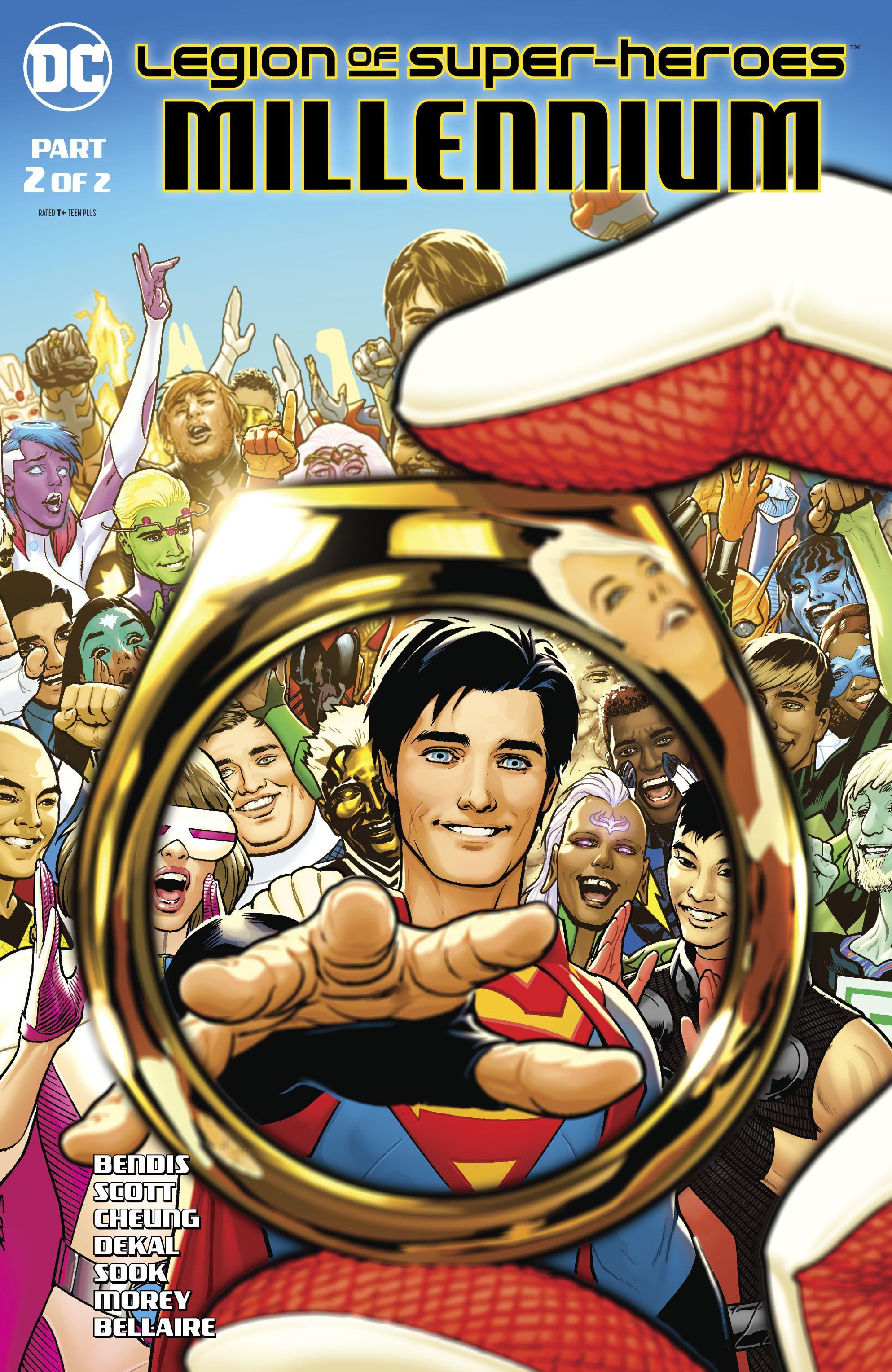 Legion of Super-Heroes-Millennium 02 of 02 2019
