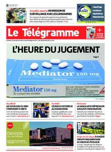 Le Télégramme Brest – 29 mars 2021