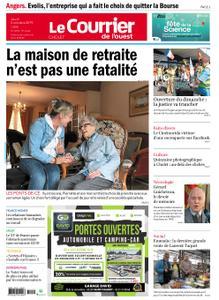 Le Courrier de l'Ouest Cholet – 03 octobre 2019