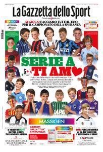 La Gazzetta dello Sport – 19 settembre 2020